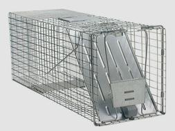new live animal trap 32 wire cage
