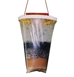 Flies Be Gone, Non Toxic Disposable Outdoor Fly Trap