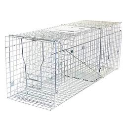 Twinkle Star One Door Live Animal Cage Trap Heavy Duty Catch