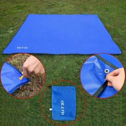 Outdoor  Waterproof Camping Tarp For Picnics Tent Footprint
