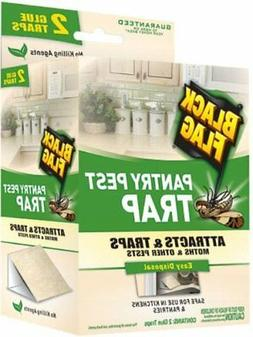 Black Flag Pantry Pest Trap, 2 ea
