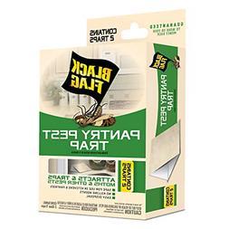 Black Flag Pantry Pest Trap For Moths & Pests 2 Glue Traps E