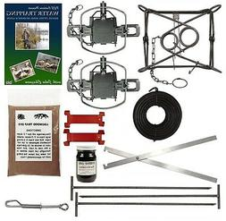 PcsOutdoors Basic Beaver Trapping Starter Kit - Huge Savings