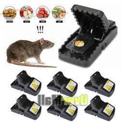 Pest Control Rat Traps Professional Multi Captsure Set of 6