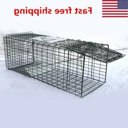 Pet Rat Trap Cage Small Live Animal Pest Rodent Mouse Contro