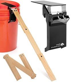 Rhino Tuff Products - Walk The Plank Mouse Trap, Humane Mous