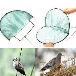 Sparrow Bird Pigeon Quail Humane Live Catching Net Trap Hunt