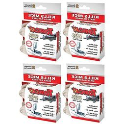 Tomcat Press 'N Set Mouse Trap, 4 Pack