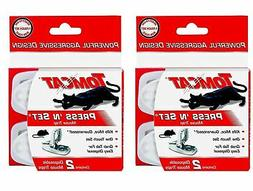 Tomcat Press 'N Set Mouse Trap - 4 Pack
