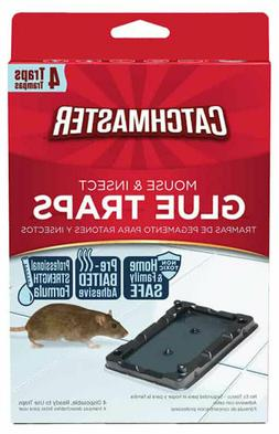 Catchmaster Professional Strength Disposable Mouse & Insect