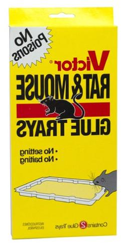 Victor Rat Glue Tray M174 Sticky Trap