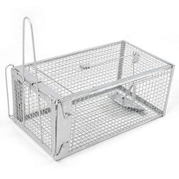 H&B Luxuries Rat Trap - Humane Live Animal Cage for Rat Mous
