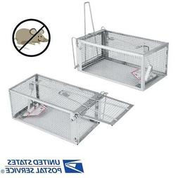 Rat Trap Cage Small Live Animal Pest Rodent Mouse Mice Contr