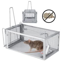 Rat Trap Cage Small Live Animal Pest Rodent Mouse Control Ca