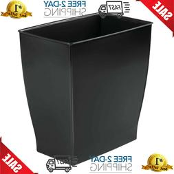 Rectangular Trash Can, Waste Basket Garbage Can for Bathroom