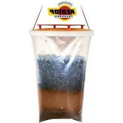 RedTop Fly Control Trap Disposable Bag Non Toxic Outdoor Tra