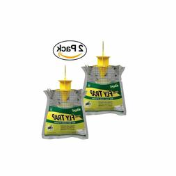 RESCUE! Disposable Fly Trap - VICTOR Fly Magnet - Fast Two -