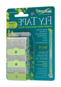 Rescue FT3-SF8 Fly Tape 8 Count Face Tray