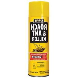 Harris 10-Month Roach & Ant Killer, Odorless & Non-Staining