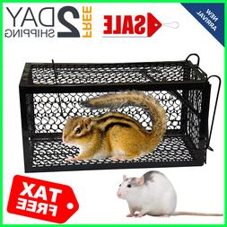 Rodent Cage Catch Trap for Rats Chipmunk And Small Squirrels