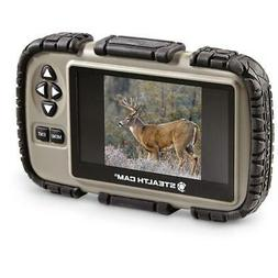 """Stealth Cam SD Card Reader and Viewer with 4.3"""" LCD - STC-CR"""