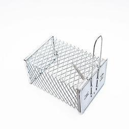 Small Animal Live Capture Mouse Trap Cage Box Alive Mole Rod