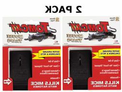Tomcat Snap Traps, 2 PACKS OF 2-Pack-4 TRAPS TOTAL