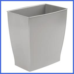 Spa Rectangular Trash Can Waste Basket Garbage For Bathroom