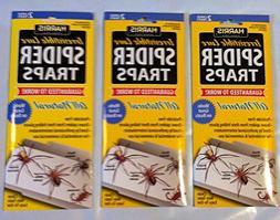 Harris Spider Trap Value Pack