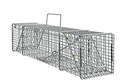 Squirrel Live Trap-Professional Model-Double Trap DoorT6624P
