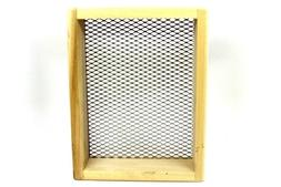 Standard Wood Dirt Sifter - Diamond TRAPPING SUPPLIES SCREEN