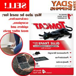 Sticky Mouse Glue Traps Tomcat Professional Mouse Glue Trap