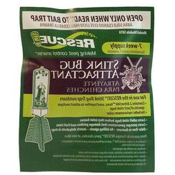 RESCUE Stink Bug Trap 7 Week Attractant Refills