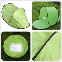Sun Shelter Foldable Tent For Beach Summer Outdoor UV Tarp P