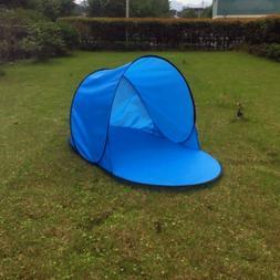 Sun Shelter Foldable Tent For Beach Summer Outdoor UV Tarp S