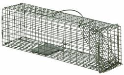 "Cage Live Trap 16""x5""x5"" Trapping rabbit Squirrel Chipmunk R"