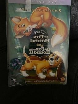 The Fox and the Hound/The Fox and the Hound II DVD New Seale