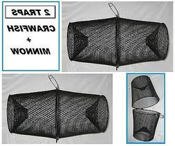 Promar TR-601 Minnow/Crawfish Trap Steel