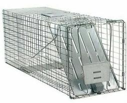 """Havahart Trap 1079 Live Animal Trap for Racoons 32"""" x 10"""" x"""