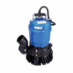 Tsurumi HS2.4S  53 GPM  Submersible Trash Pump Clean Out Pum