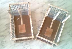 two cages trap can used