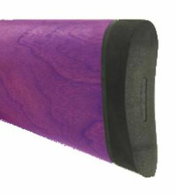 Pachmayr Ultra Soft Magnum Trap Recoil Pad XLT, Black Base -