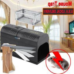 US Electronic Mouse Trap Control Rat Killer Pest Electric Za