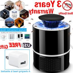 USB Electronic Bug Insect Mosquito Killer Indoor Mosquito Tr