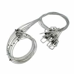 Redneck Convent Versatile Snare Wire Trapping Supplies 12-Pa