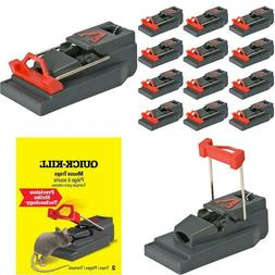 Victor Quick Kill Mouse Trap  Easy To Set Mouse Trap