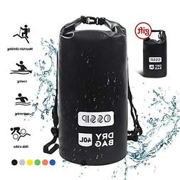 Victor.Xuan QSSP Waterproof Dry Bag, Roll Top Floating Stora