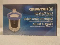 Hayward W560 PoolVac Navigator standard leaf canister