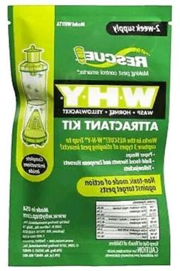 Rescue - WHY Trap Wasp, Hornet, Yellow Jacket Non-Toxic Attr
