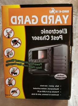 Bird-X YG YardGard Ultrasonic Animal Repeller